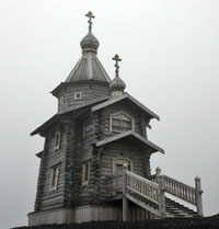 Holy Trinity Orthodox Church Antarctica